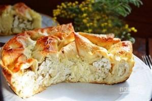 Закусочный торт из лаваша - фото шаг 8