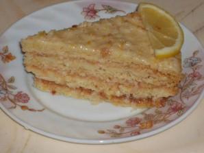 """Торт """"Лимонник"""" - фото шаг 5"""