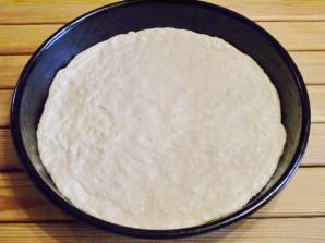 Пицца с солеными огурцами - фото шаг 9