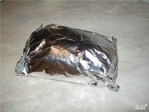 Индейка в горчице - фото шаг 3
