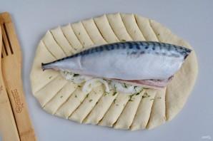 Русский рыбник - фото шаг 7