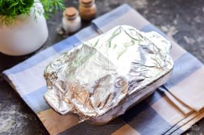 Картофельный мильфей с беконом - фото шаг 9