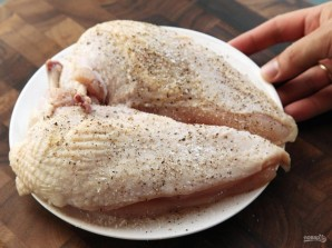 """Запеченная курица """"Удиви соседку"""" - фото шаг 2"""