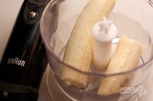 Горячий банановый коктейль с шоколадом - фото шаг 2