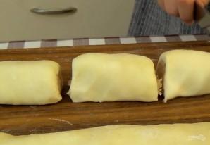 Пирожки с мясным фаршем - фото шаг 3