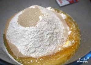 Пирог с тиляпией - фото шаг 1