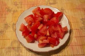 Рис с курицей и помидорами - фото шаг 6