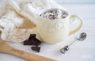 Французский горячий шоколад с солью - фото шаг 7