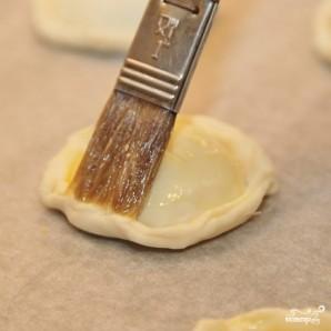 Пирожки с лососем - фото шаг 10