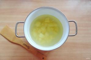 Гречневый суп с брокколи - фото шаг 2