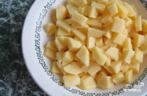 Cуп со сморчками и картофелем - фото шаг 4