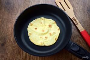 Кузикмяк (сытная лепешка с картофелем) - фото шаг 6