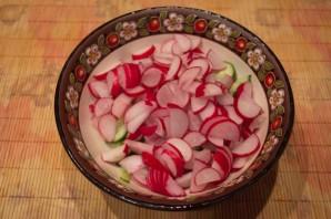 """Салат """"Огород"""" - фото шаг 2"""
