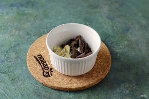Конфеты из горького шоколада - фото шаг 2