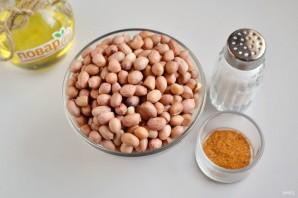 Орешки соленые в специях - фото шаг 1
