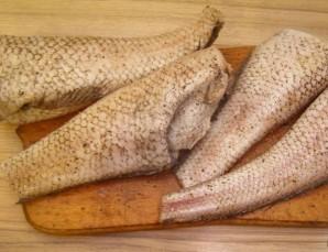 Рыба, запеченная в фольге - фото шаг 2