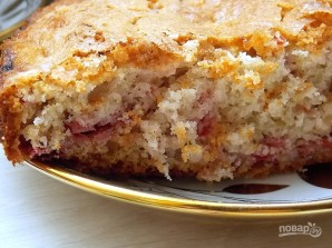 Летний ягодный пирог - фото шаг 8
