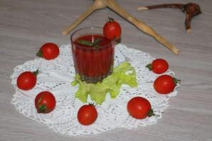 Томатный сок из томатной пасты - фото шаг 3