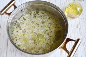 Суп со шпинатом и белой фасолью - фото шаг 3