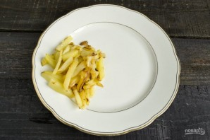 """Вкусный салат """"Сделай сам"""" - фото шаг 2"""