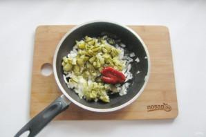 Солянка с солеными грибами - фото шаг 4