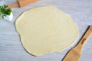 Ленивые пельмени на сковороде - фото шаг 10