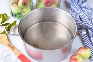Яблоки, моченые на зиму - фото шаг 5