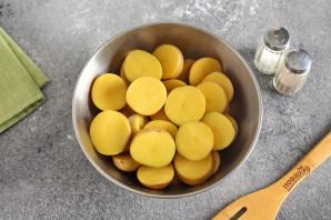 Картофель на мангале - фото шаг 2