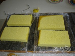 Детский торт из мастики (мастер-класс) - фото шаг 2