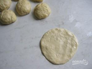 Жареные пирожки с вареньем - фото шаг 6