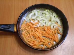 Рыбный суп из хека - фото шаг 3