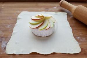 Сыр, запеченный в тесте - фото шаг 5