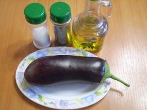 Баклажаны, жаренные на сковороде - фото шаг 1