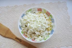 "Салат ""Мышка"" с сыром - фото шаг 7"