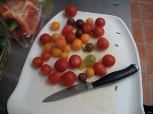 Салат с тунцом и фасолью - фото шаг 2