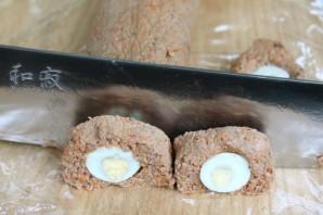 Печеночный паштет с яйцами - фото шаг 9