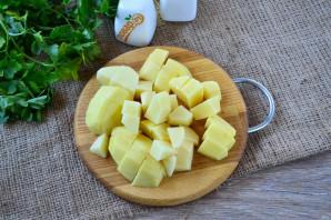 Овощной суп на мясном бульоне - фото шаг 6