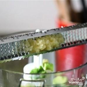 Заправка для цезаря из авокадо - фото шаг 4