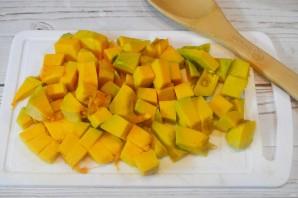 Варенье из тыквы с апельсином - фото шаг 1