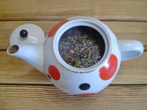 Чай из каркаде и мяты - фото шаг 5
