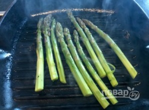 Медиум-рер стейк с овощами - фото шаг 4