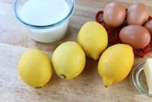 Лимонный крем - фото шаг 1