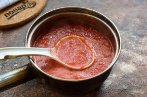 Чесночный кетчуп