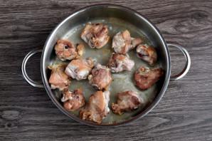 Рагу из курицы и тыквы - фото шаг 2