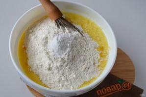 Лимонный пирог в духовке - фото шаг 7