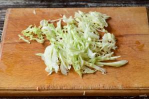 Овощное рагу с томатной пастой - фото шаг 5