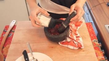 Балачан-блюдо - фото шаг 6