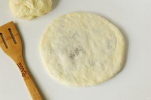 Мясной осетинский пирог - фото шаг 10