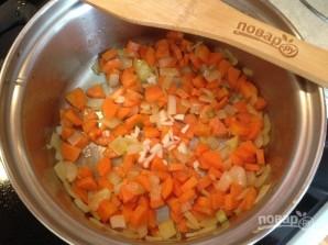 Морковный суп с булгуром - фото шаг 3