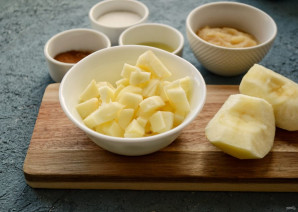 Яблочный хлеб  - фото шаг 2